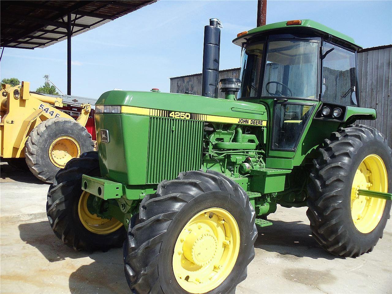 Buy john deere 100 hp to 174 hp tractors at tractorhouse com