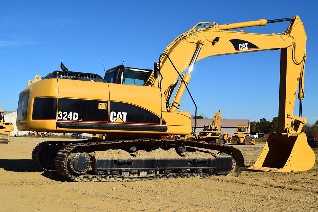 2008 Caterpillar 324DL Excavator - E5718