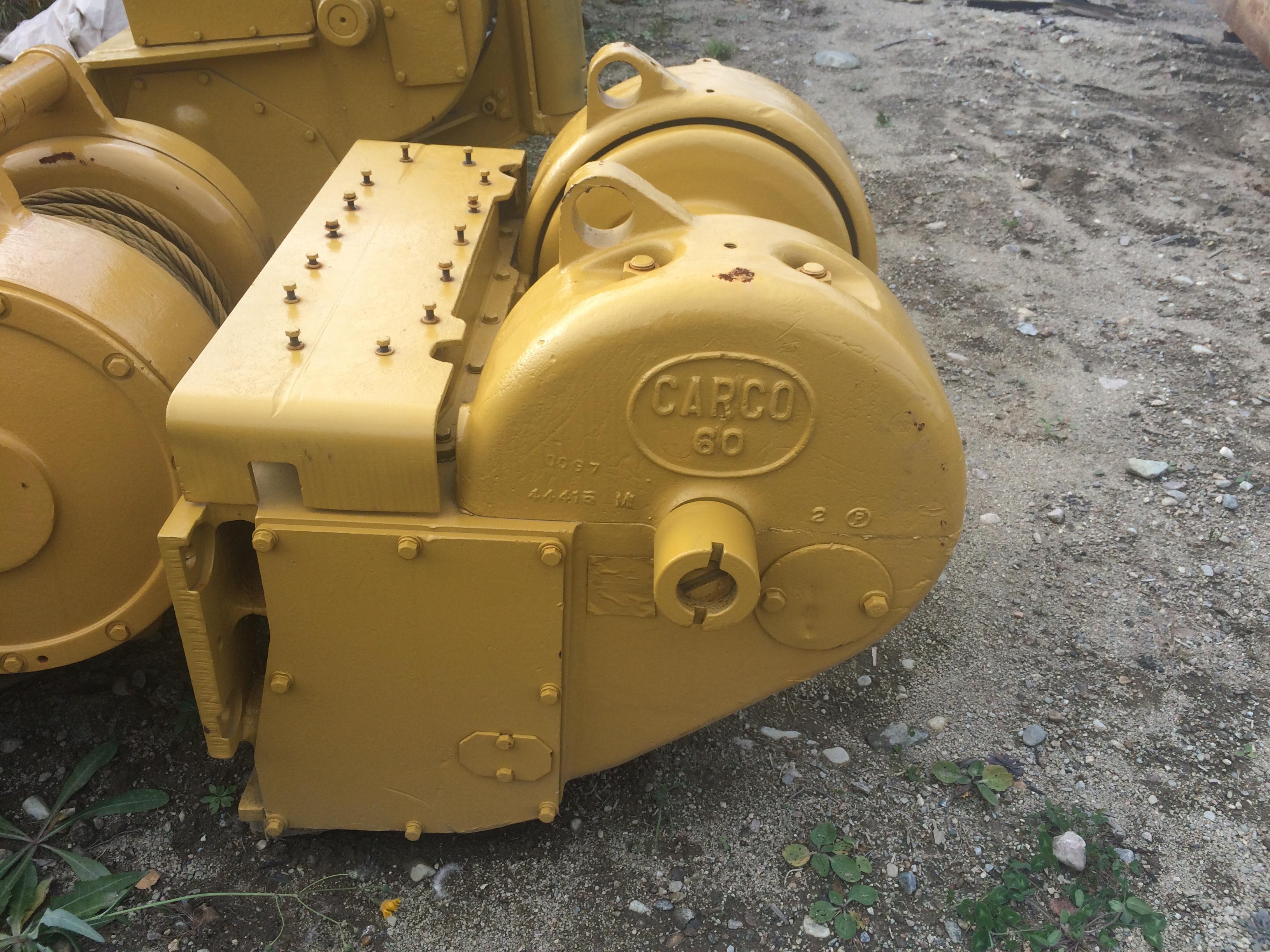 Carco 60 winch