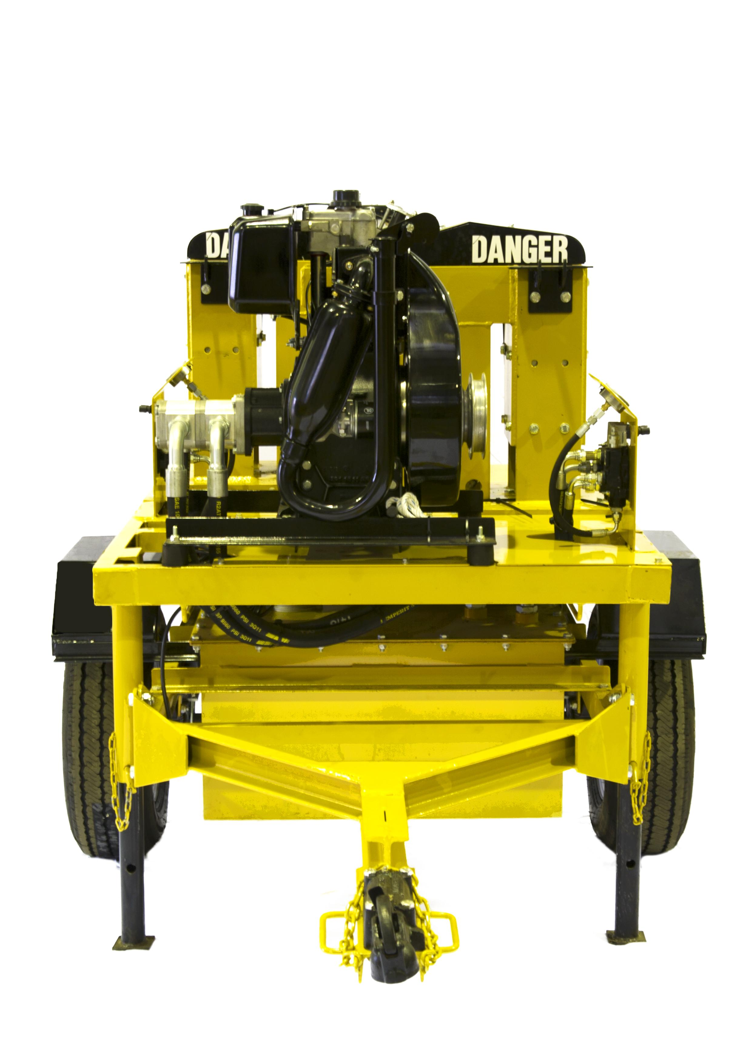 hydraform machine
