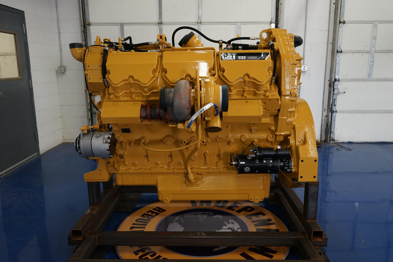 Caterpillar C32 Engine TLD